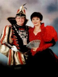 Prinz Herbert IV. und Prinzessin Marie – Luise I.