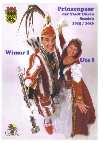 Prinzenpaar Wysluch